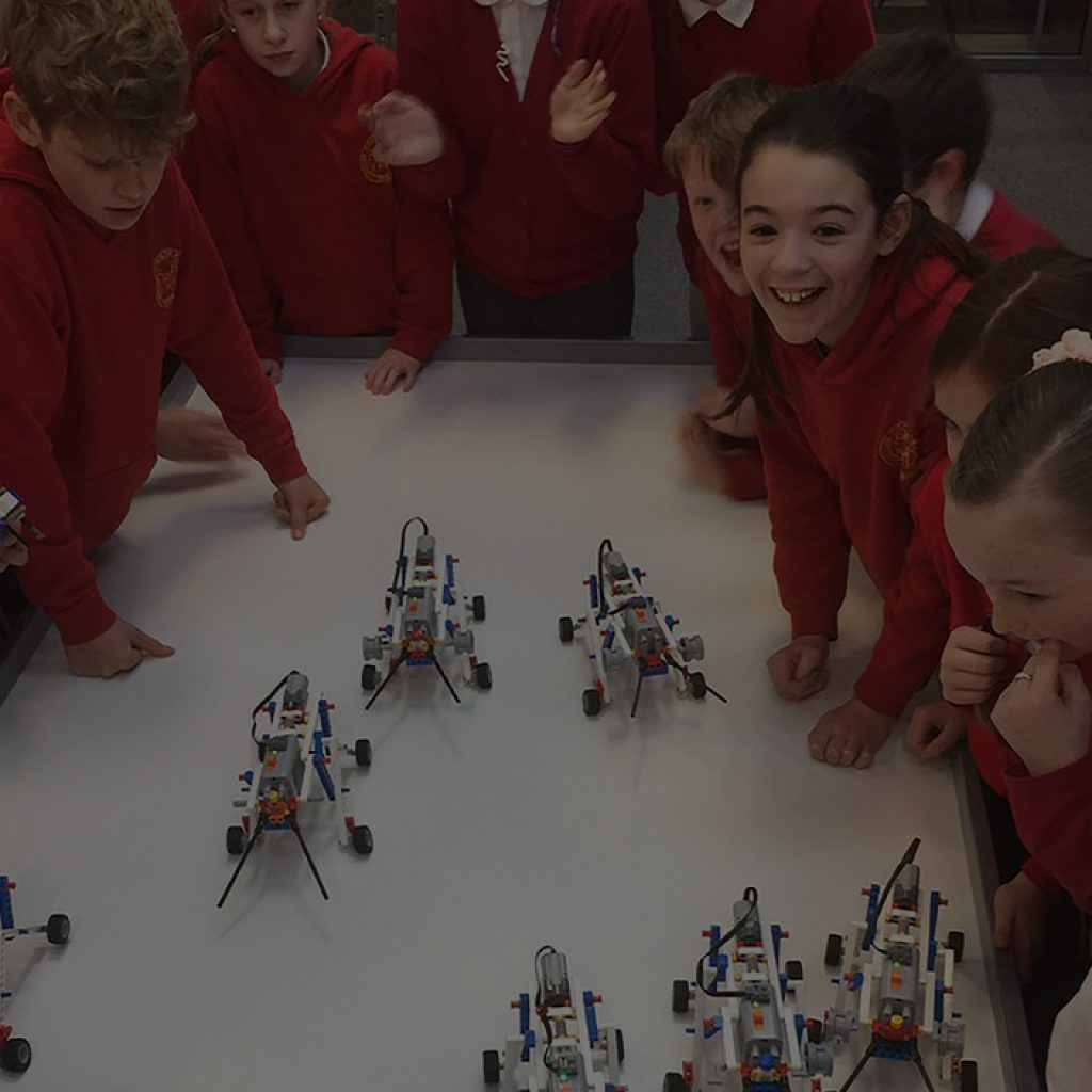 Eden Education Centre, hands-on learning for design, engineering and STEM subjects